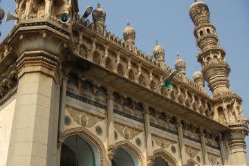 Toli Masjid Stucco